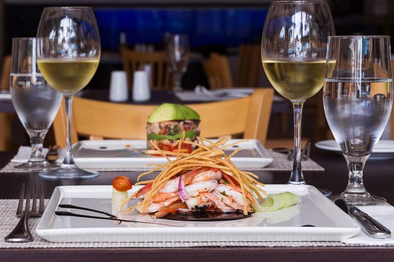 Le Reve Hotel & Spa - Gourmet food.jpg