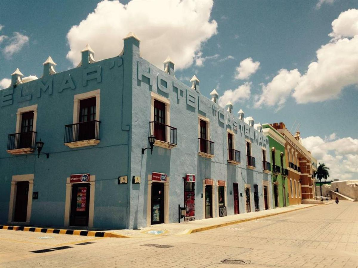 Campeche - Hôtel Castelmar.jpg