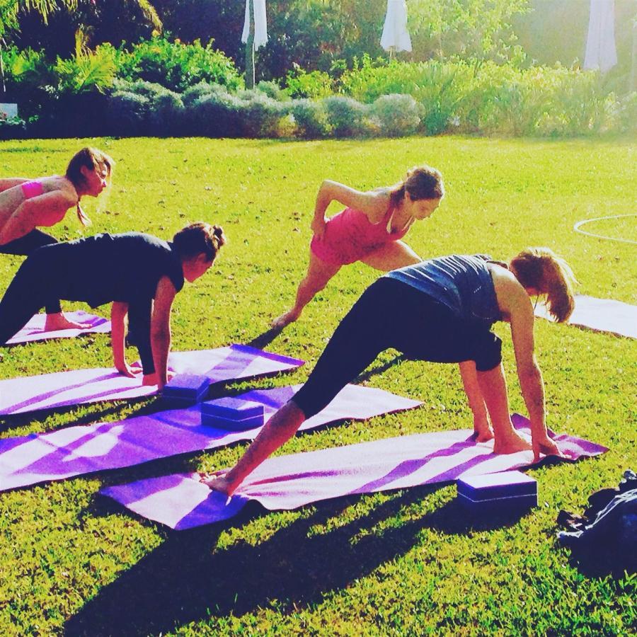 Yoga og avslapning