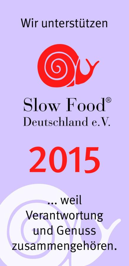 Slow food allgemein