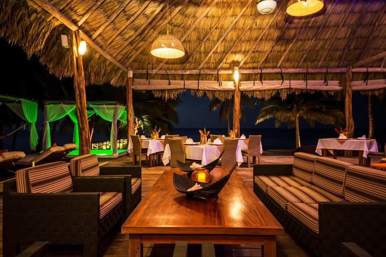 Restaurant Hotel El Secreto in Belize