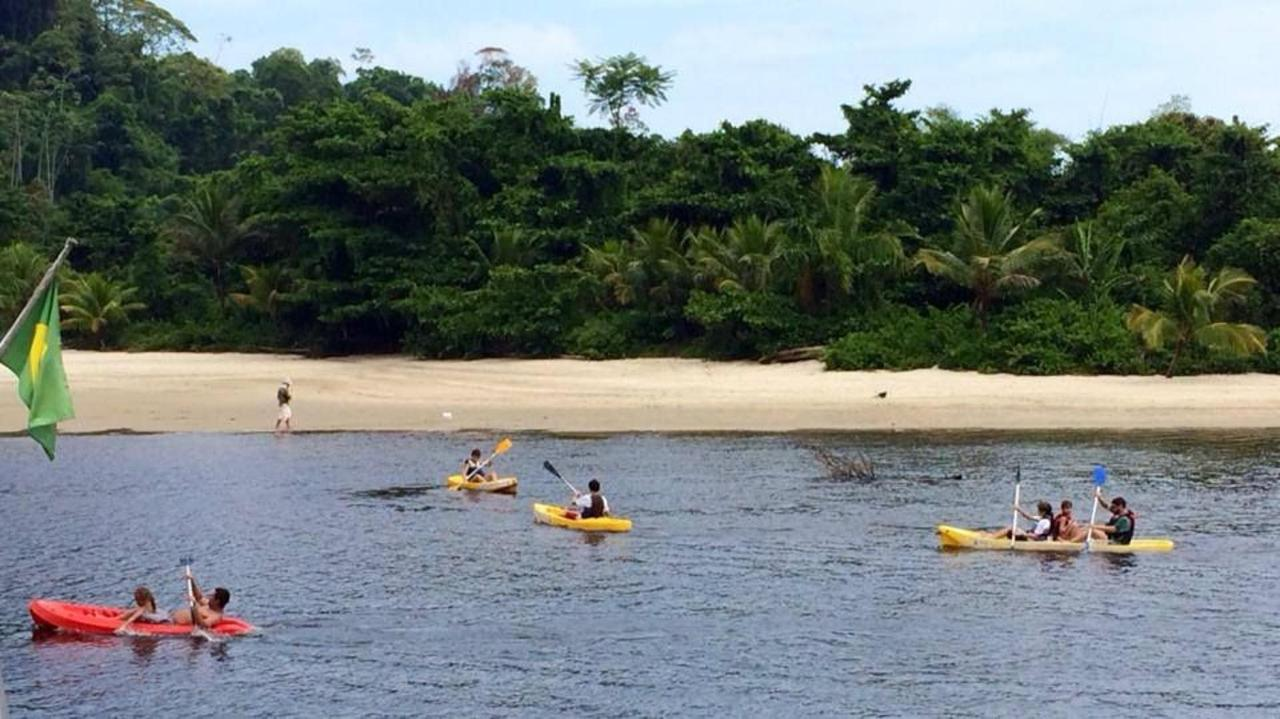 Agência Marina Canoa Barra do Una