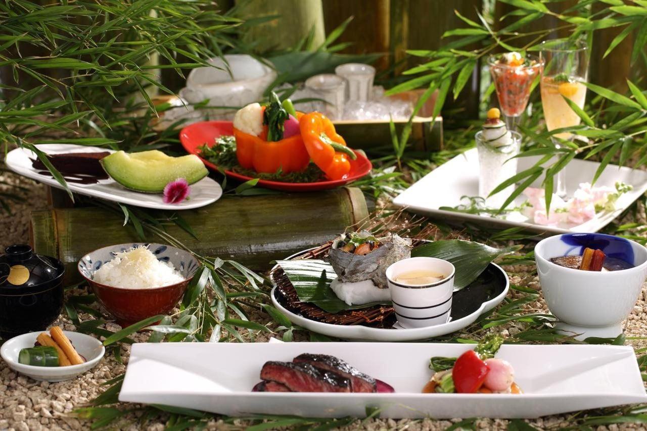 Summer Kaiseki Cuisine