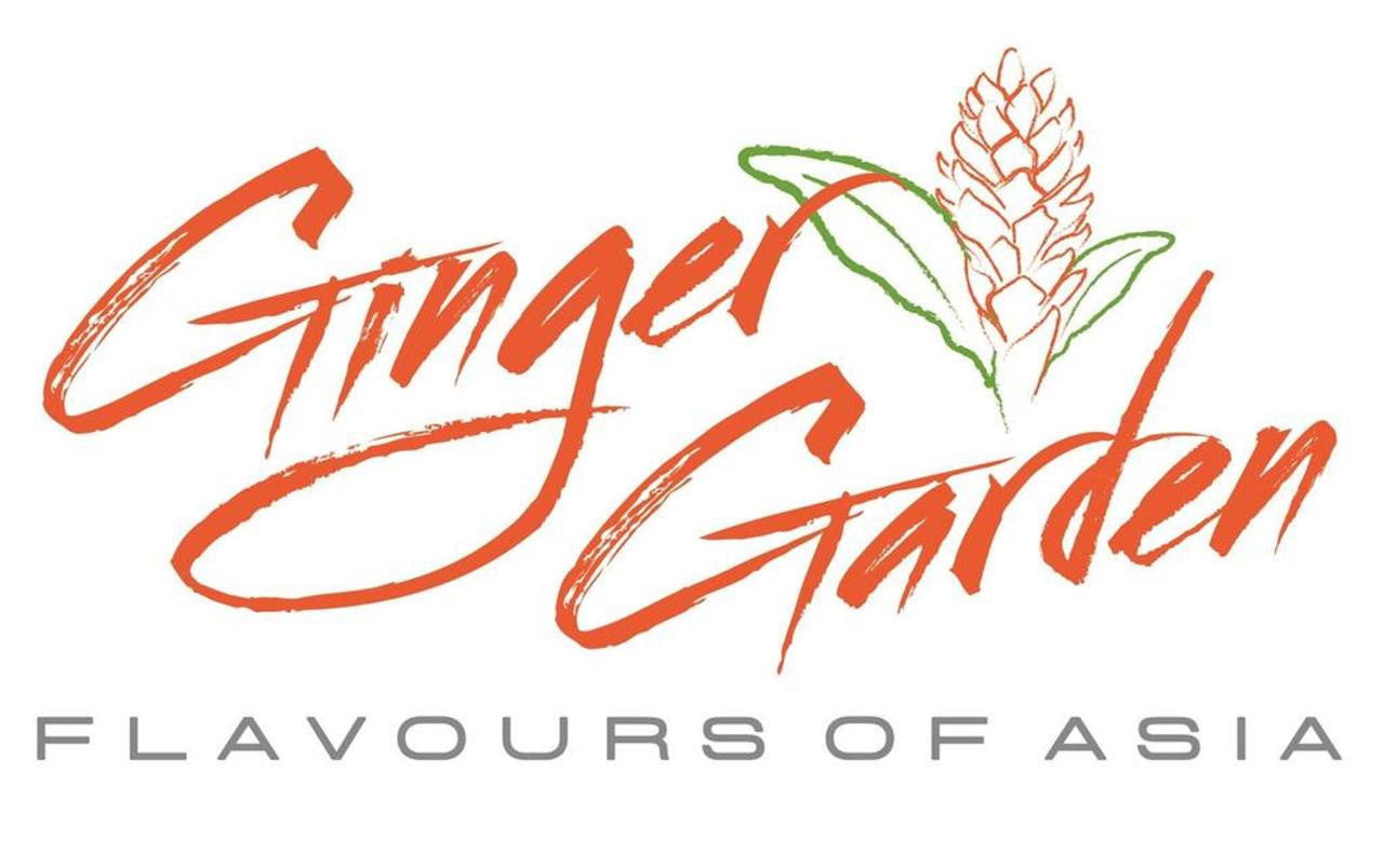 Ingwer-Garten-asiatische Aromen