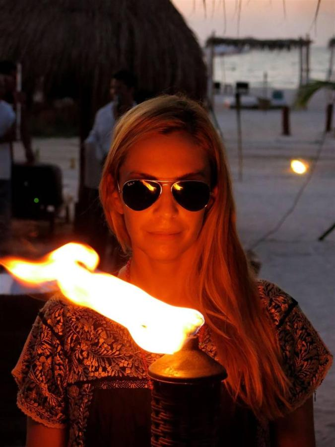 Sandra´s fire, Galería, CasaSandra Boutique Hotel, Isla Holbox, Mexico.jpg