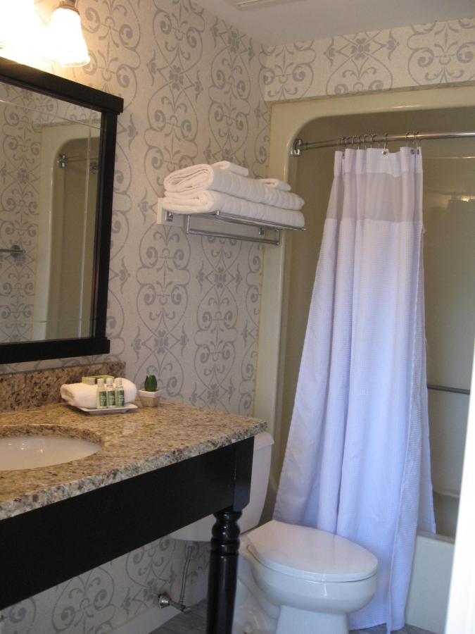 Guest rooms