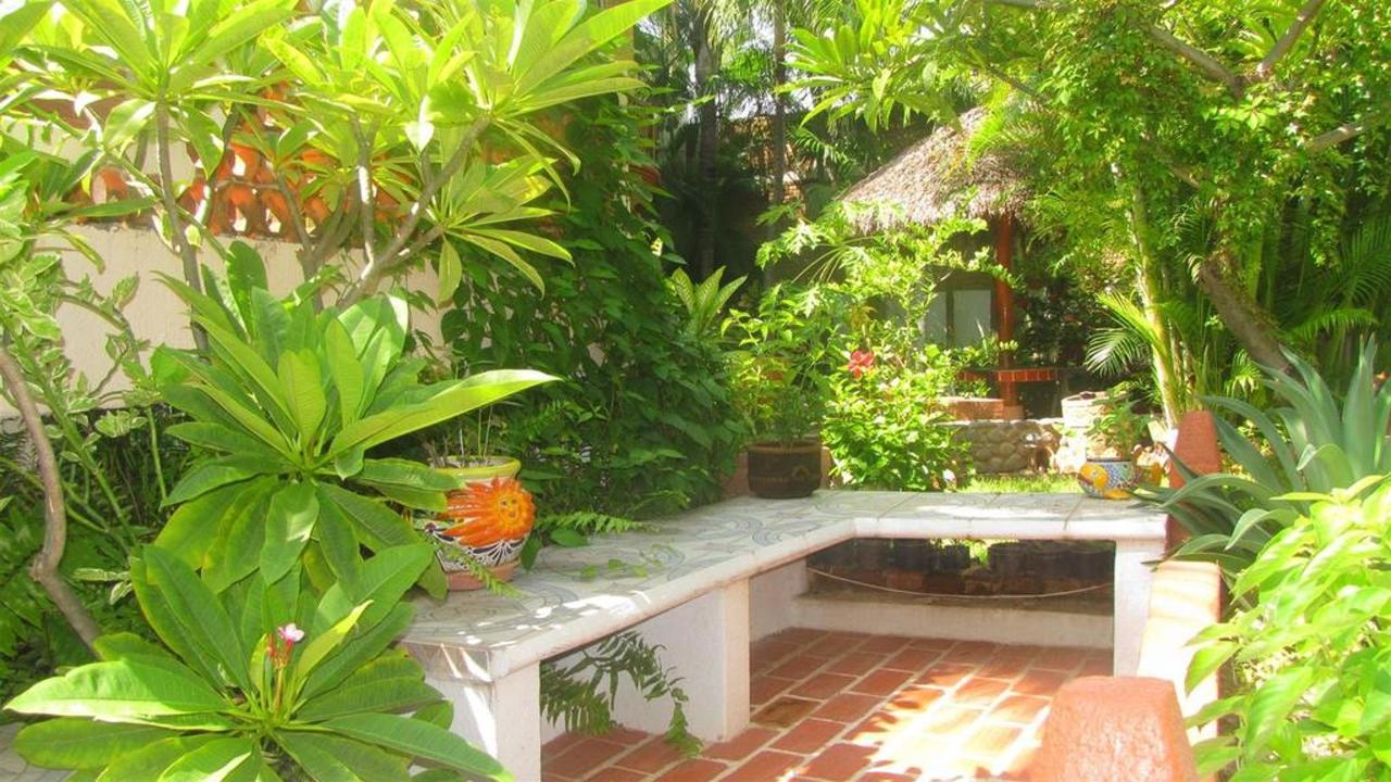 La Paloma Oceanfront Retreat & Art Centre, Meleque, Mexico