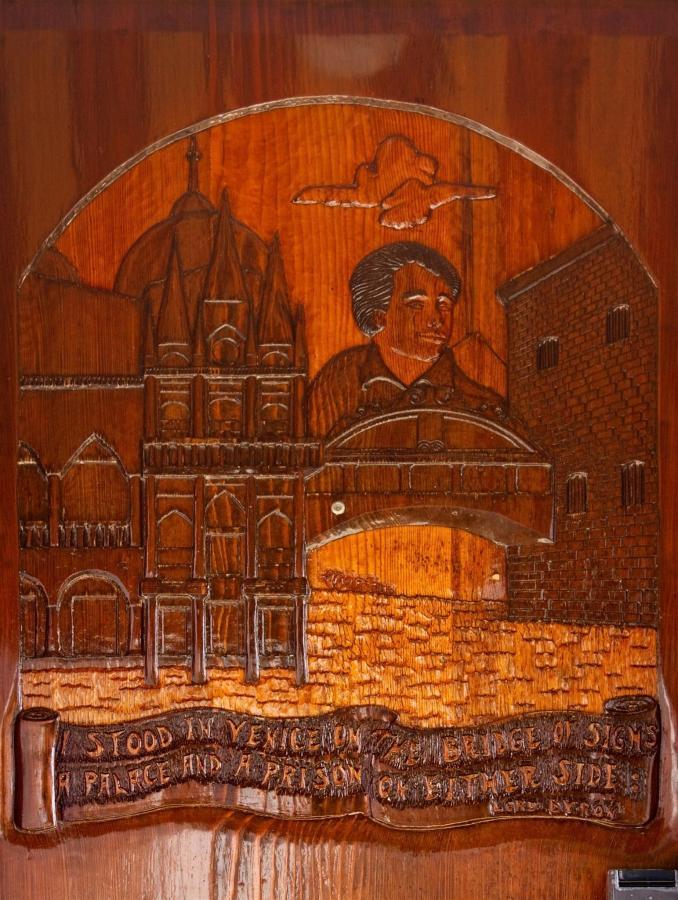 The Venetian Doors