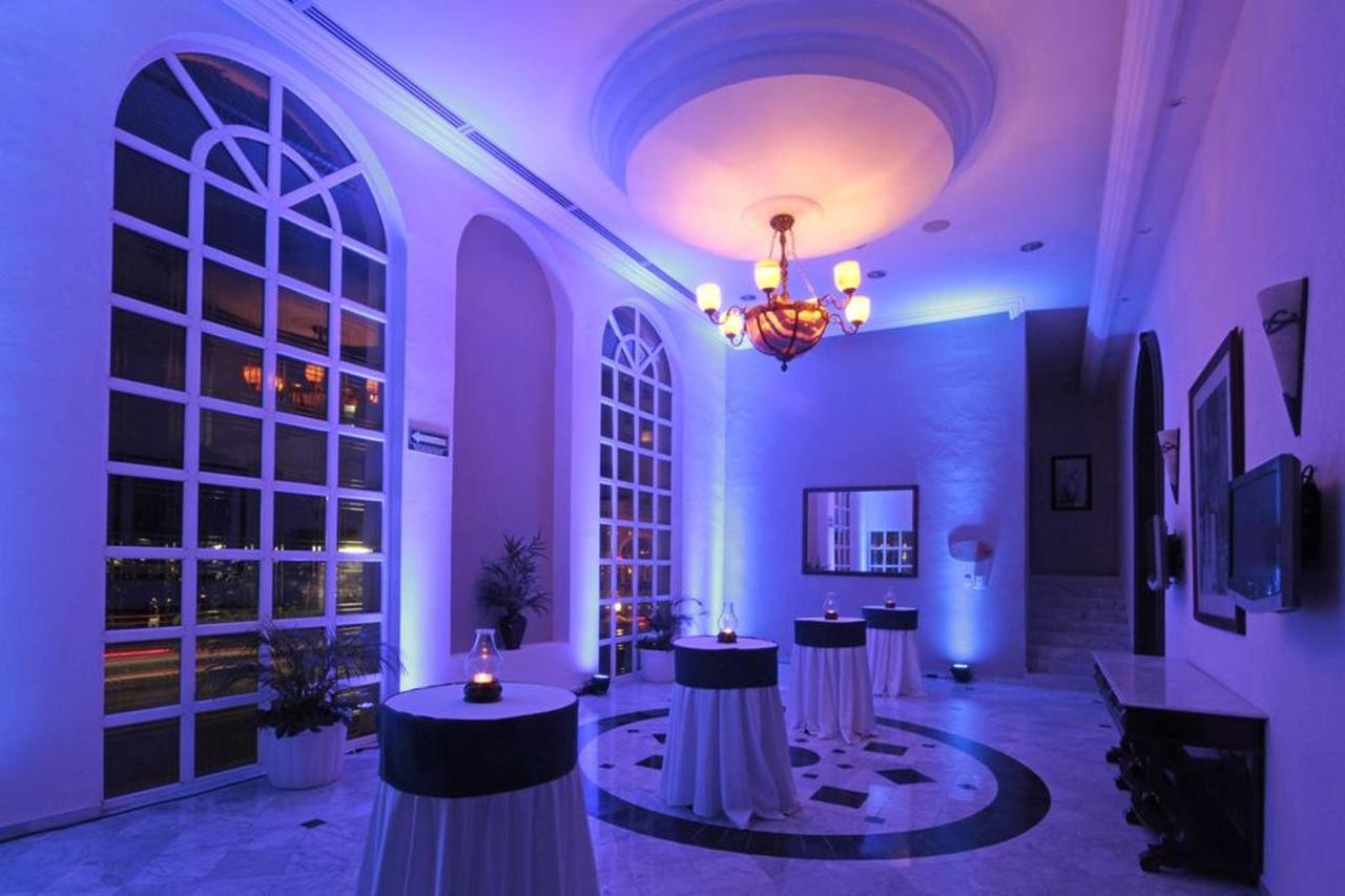 Foyer Merida, El Hotel, Presidente® InterContinental® Villa Mercedes Mérida, Mexico.jpg
