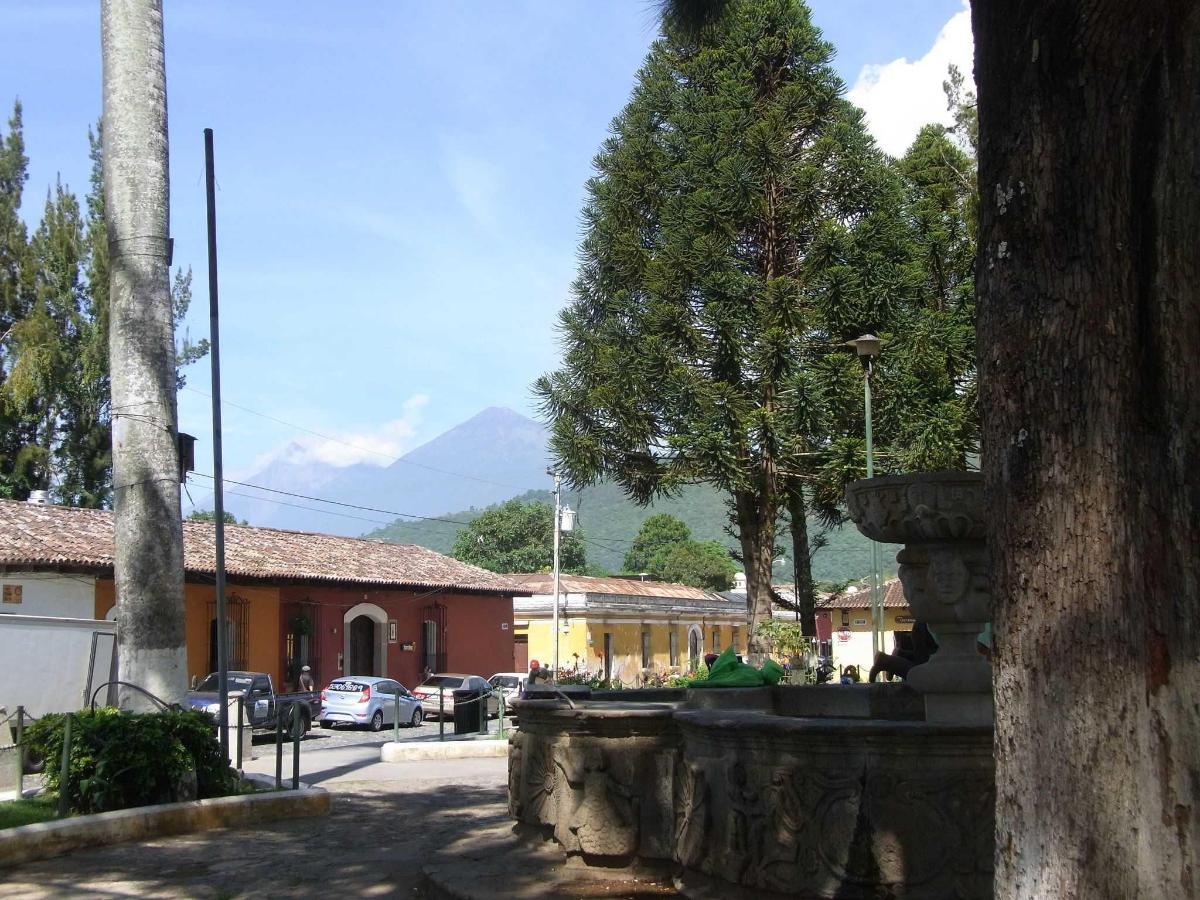 Around Antigua Guatemala