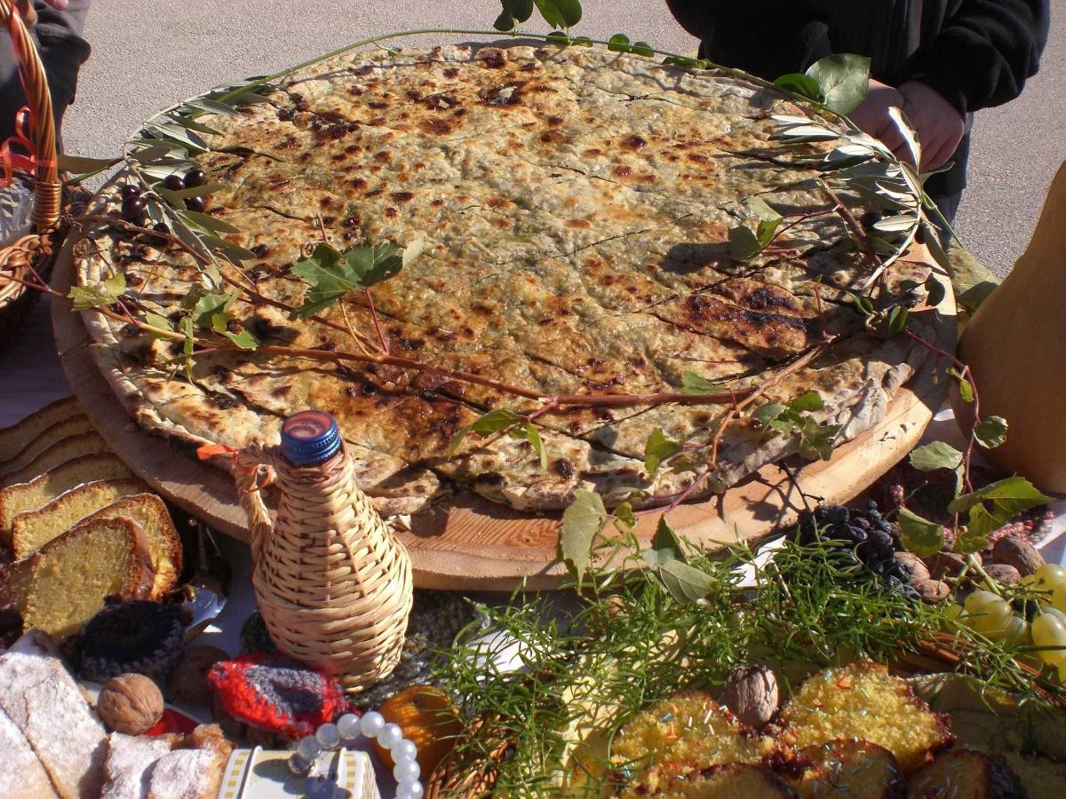 Soparnik - traditional food