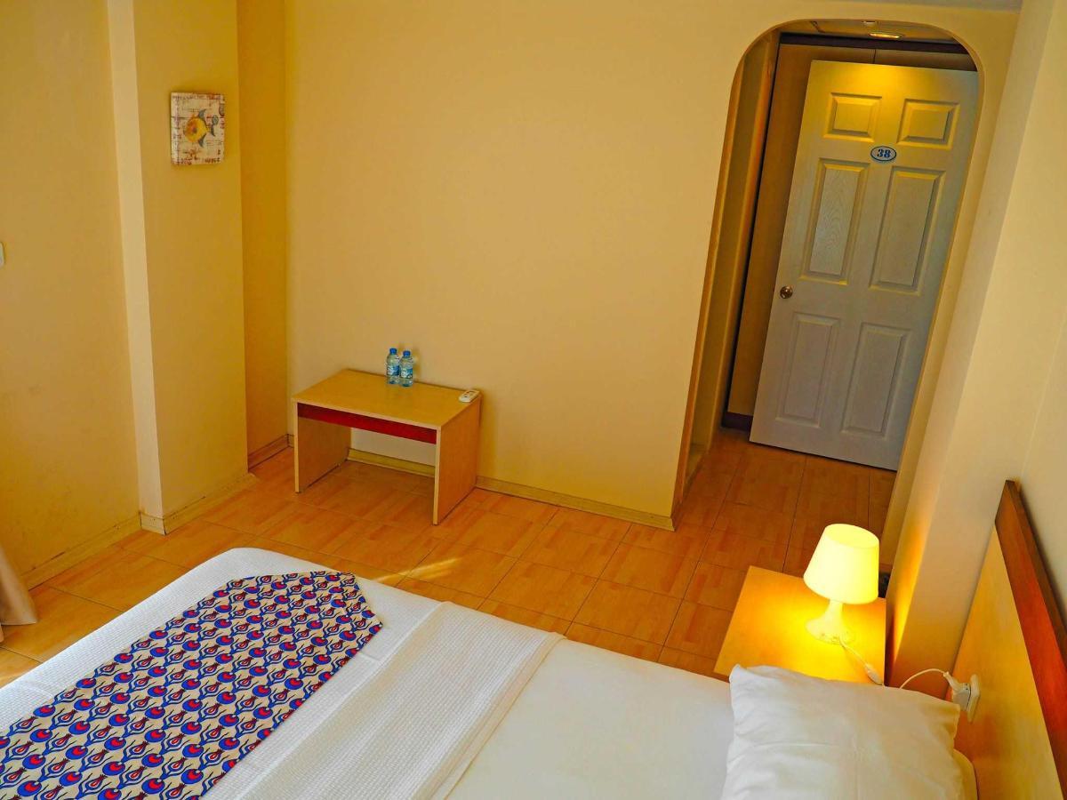 Geniş yataklı oda