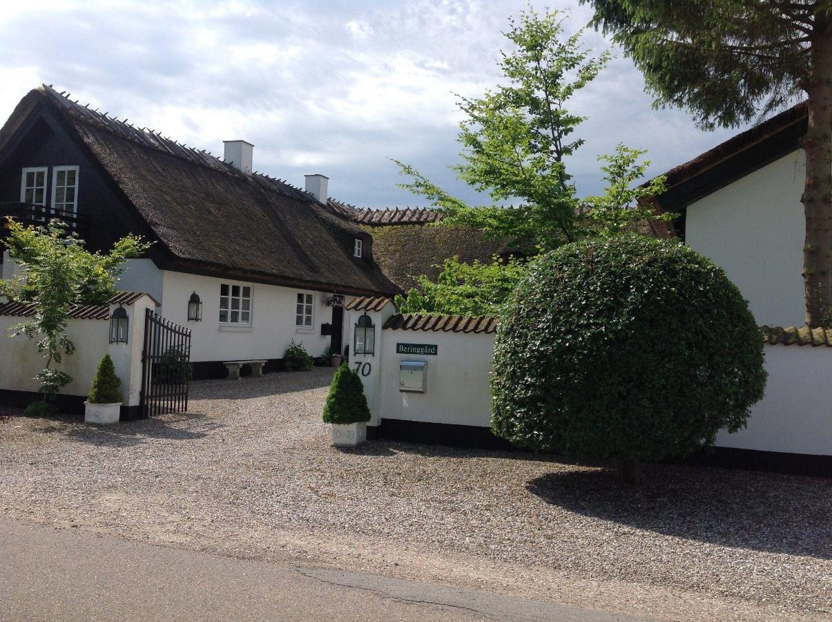 Beringgaard entrance