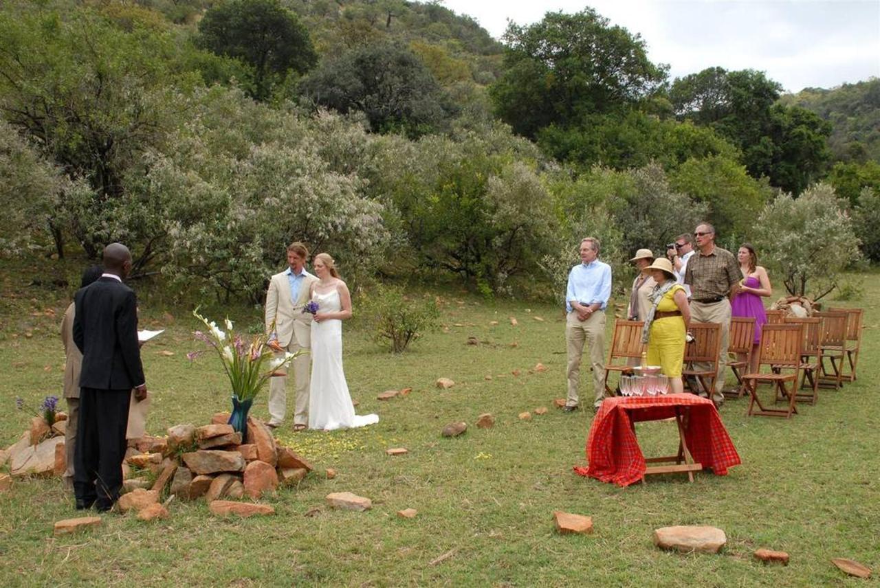 Wedding in a wooded grove.jpg