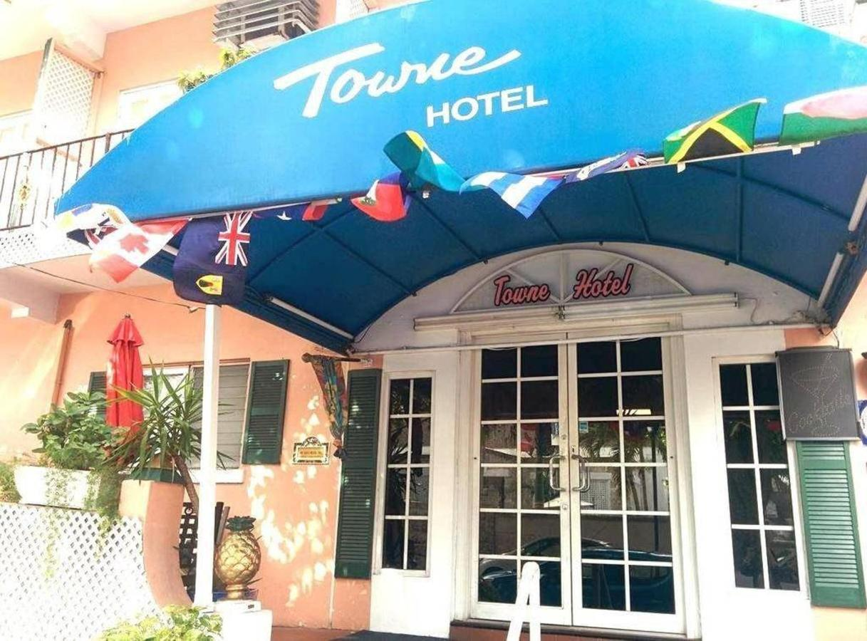 The Towne Hotel