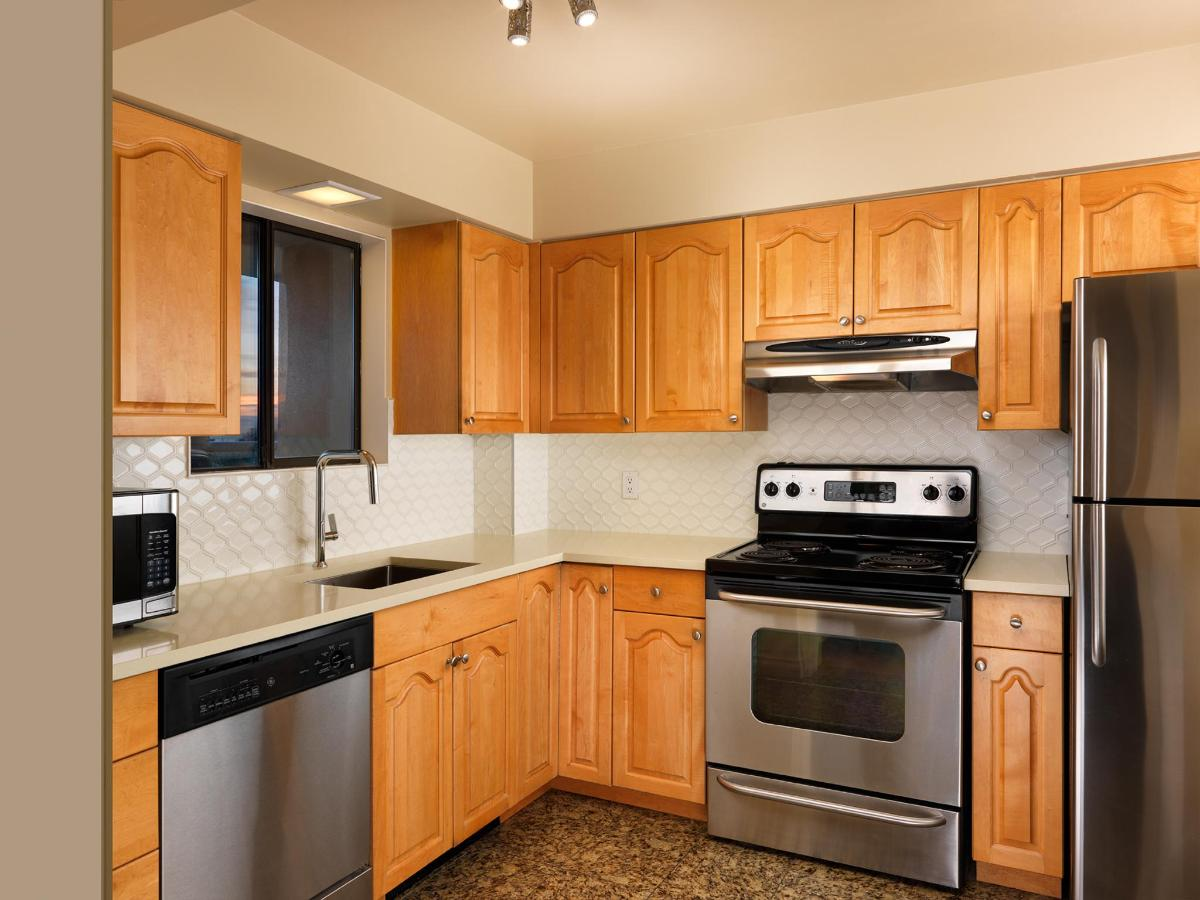 Kitchen of the Two-Bedroom Penthouse.jpg