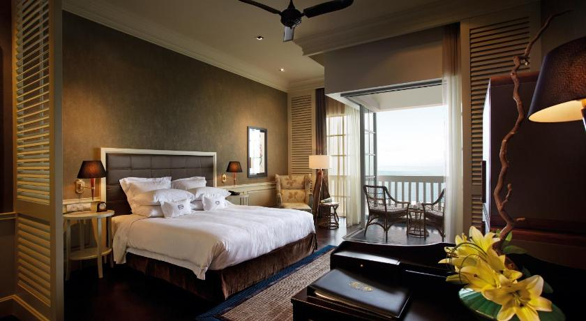 Eastern & Oriental Hotel in Penang Malaysia