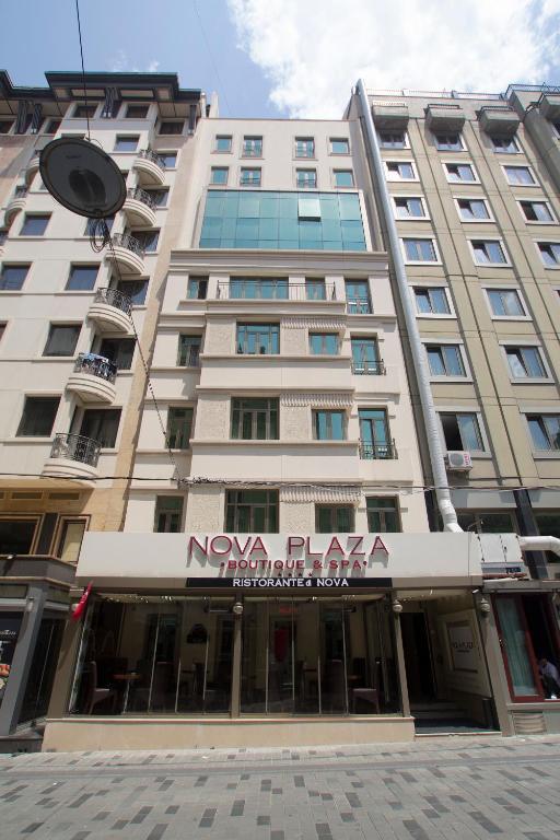 Nova Plaza Boutique Hotel & Spa