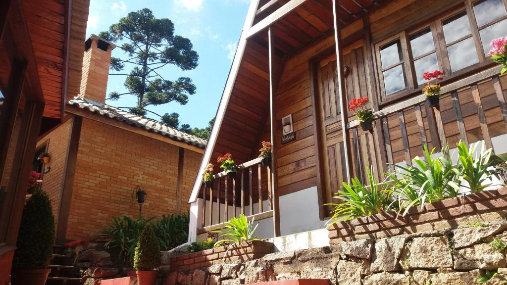 Villa Valentina Chalés