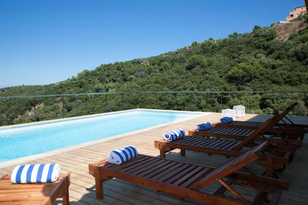boutique hotels begur  45