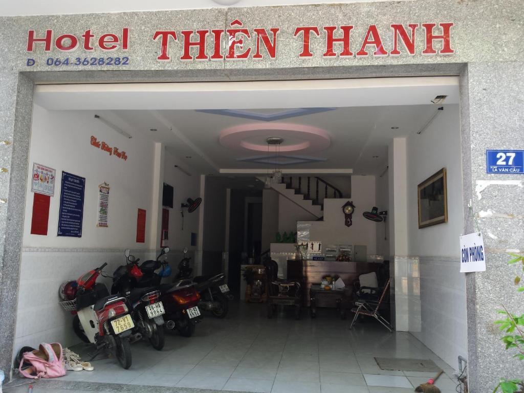 Khách Sạn Thiên Thanh Vũng Tàu