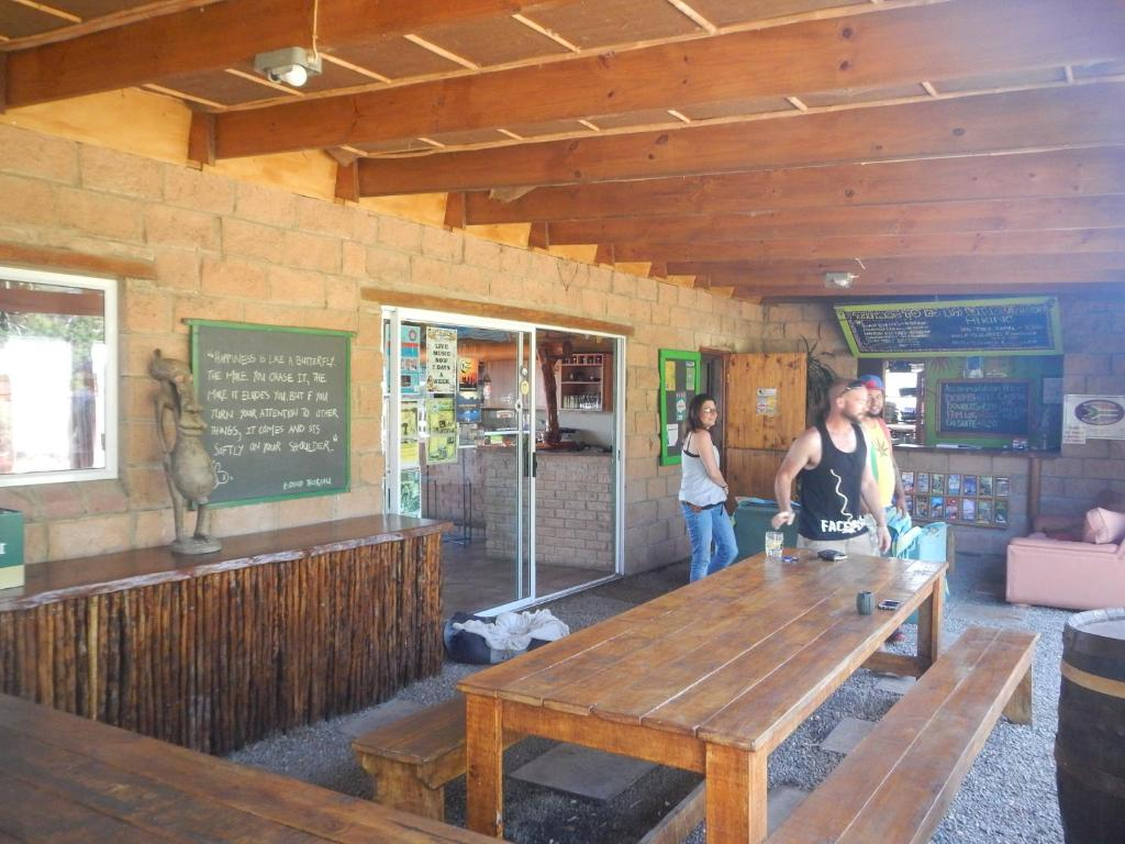 The Wild Farm Backpackers