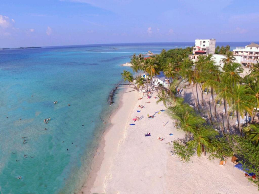 Отель Ocean Vista на острове Маафуши