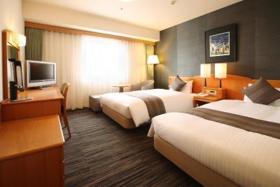 photo of Okayama Koraku Hotel(岡山後樂酒店) | Okayama, Japan(日本岡山縣))