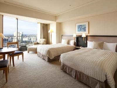more details of The Yokohama Bay Hotel Tokyu(橫濱灣酒店) | Kanagawa, Japan(日本神奈川縣)