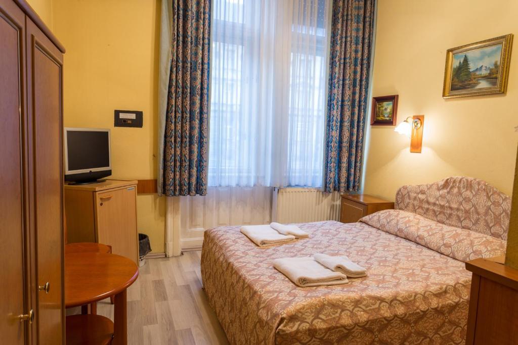 Camera Matrimoniale Doppia Con Letti Singoli.Hotel City Swing Sito Ufficiale Hotel A Budapest