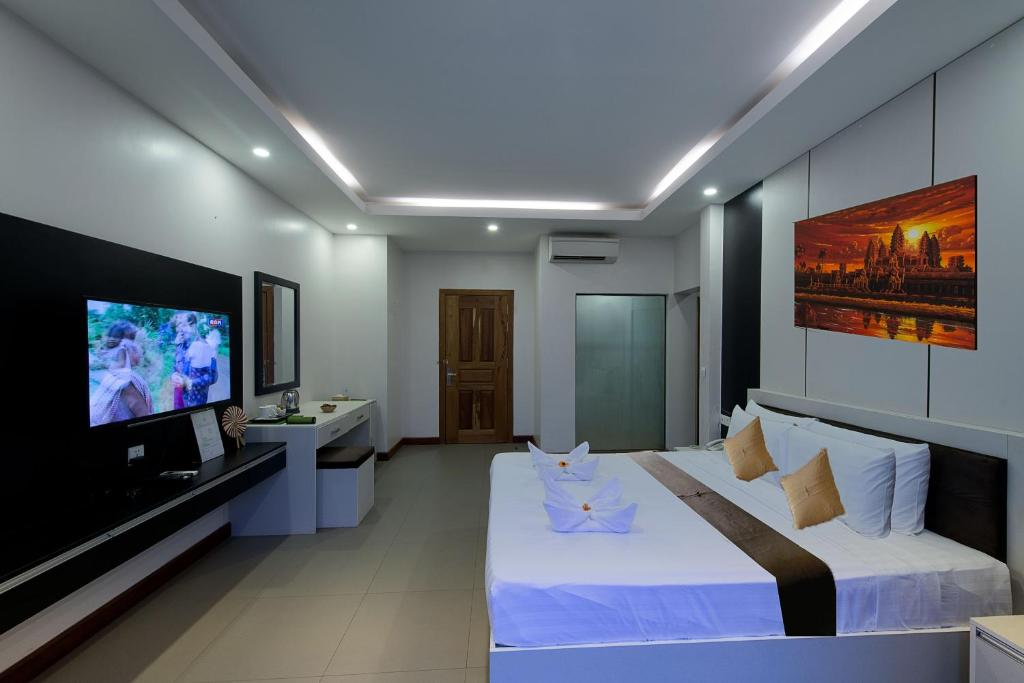 DOM Boutique Hotel - Site officiel - Hôtels à Siem Reap