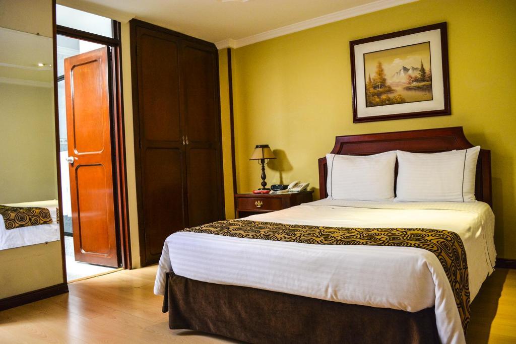 Hotel Centro Internacional - Site officiel - Hôtels à Bogotá
