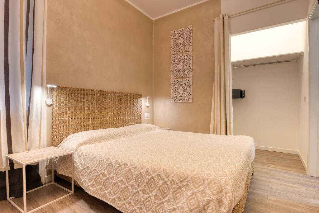 Camera Matrimoniale A Bergamo.Maison Castelli Sito Ufficiale Affittacamere A Bergamo