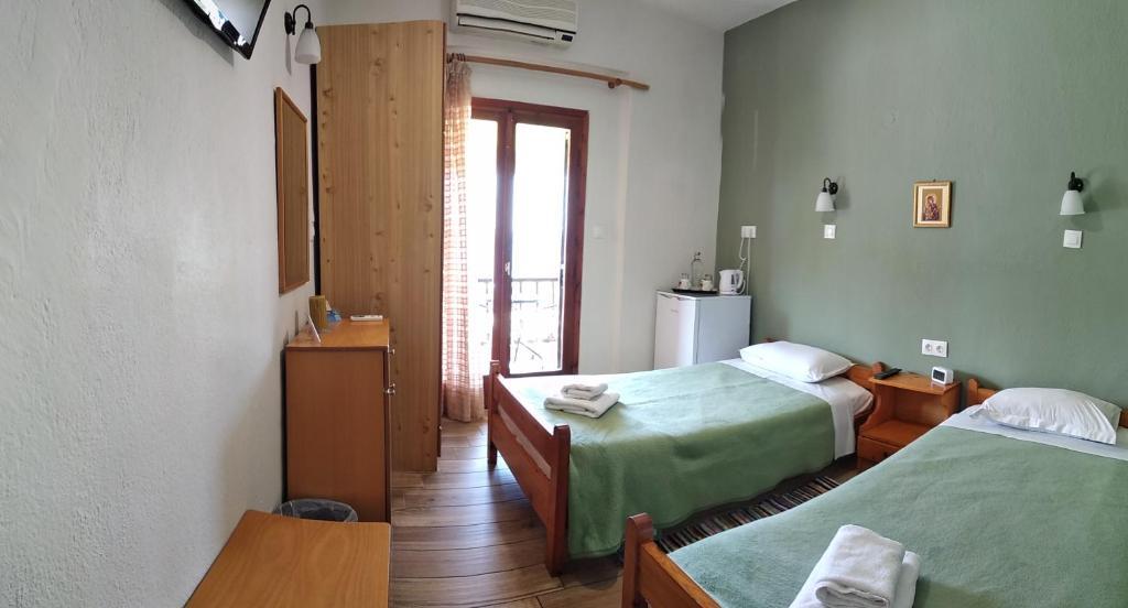 Camera doppia con balcone | Prosperio | Ouranoupoli