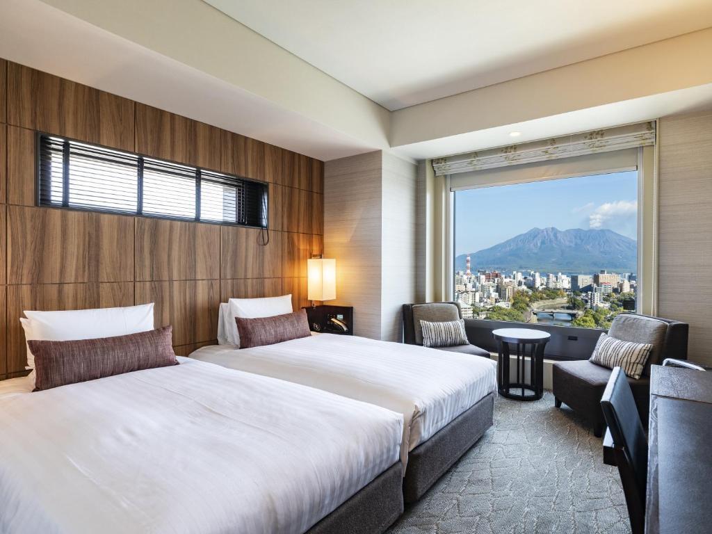 Solaria Nishitetsu Hotel Kagoshima - Sito ufficiale | Hotel ...