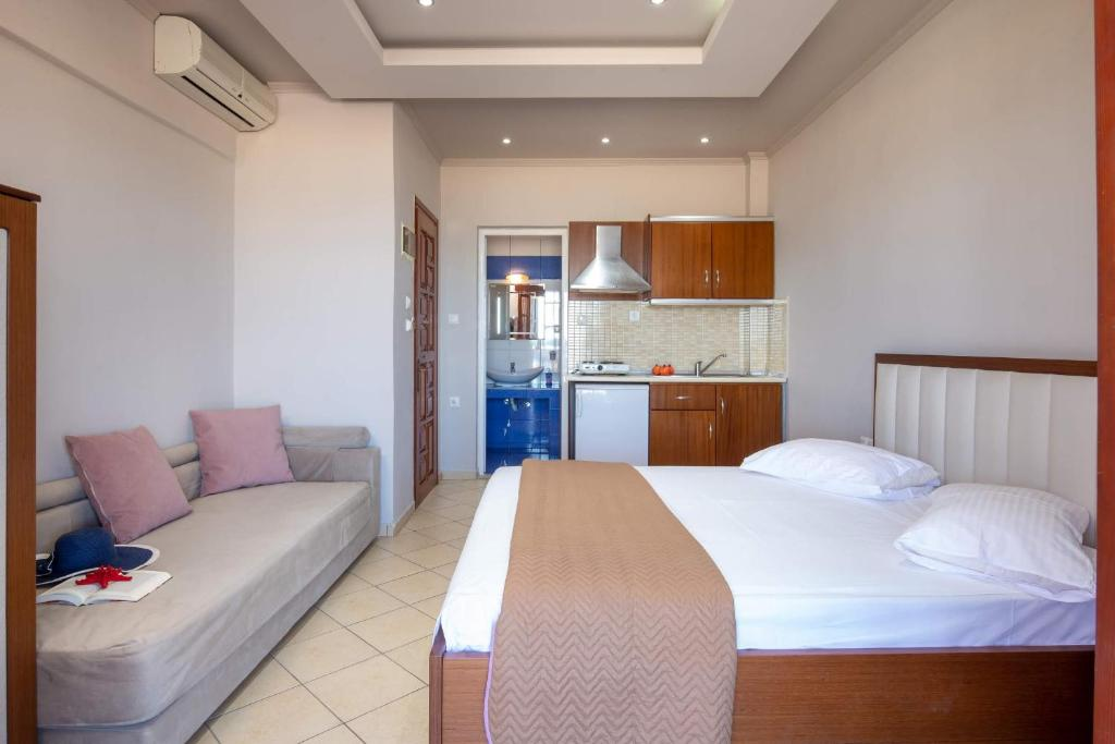 Stavros House Official Site Apartments In Sarti