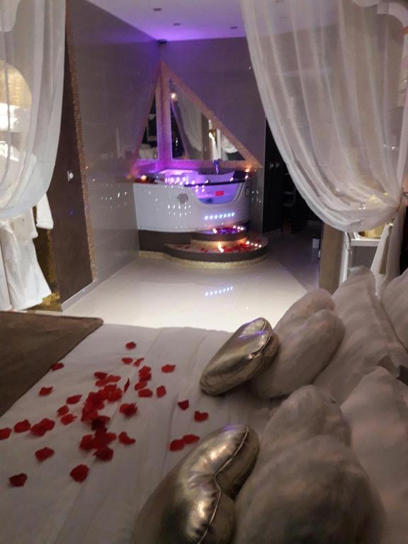 Le Love Spa Site Officiel Appartements A Lyon