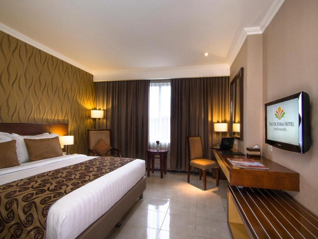 The Victoria Hotel Yogyakarta - Site officiel - Hôtels à Yogyakarta