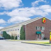 Super 8 by Wyndham Maumee Perrysburg Toledo Area(莫米速8酒店)