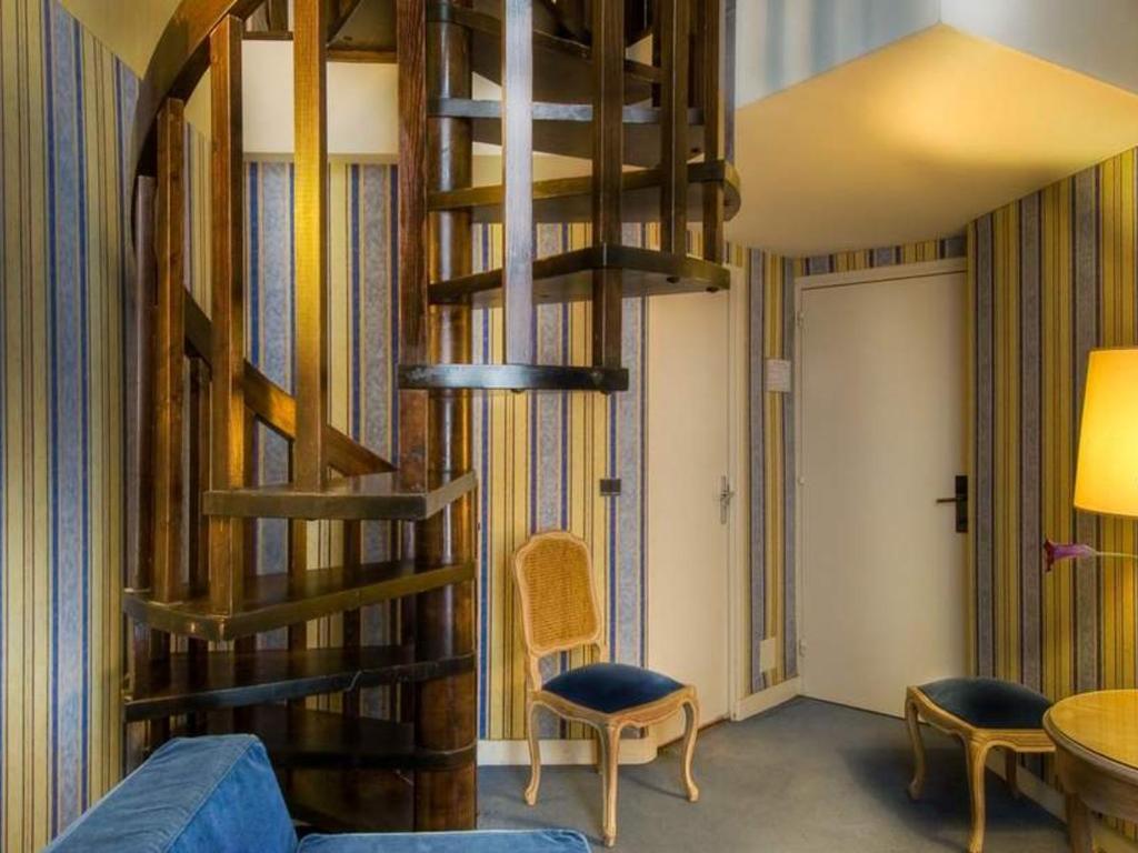 Hôtel Baudelaire Opéra – Paris – France
