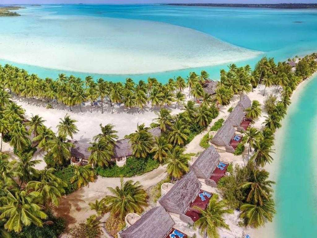 Aitutaki Lagoon Private Island Resort S Only Official