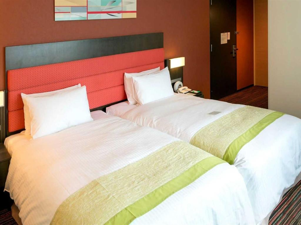 Hollywood Twin Room Holiday Inn Osaka Namba Official Site