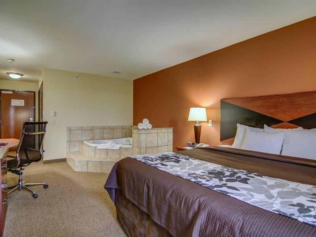 Sleep Inn Suites Madison Official
