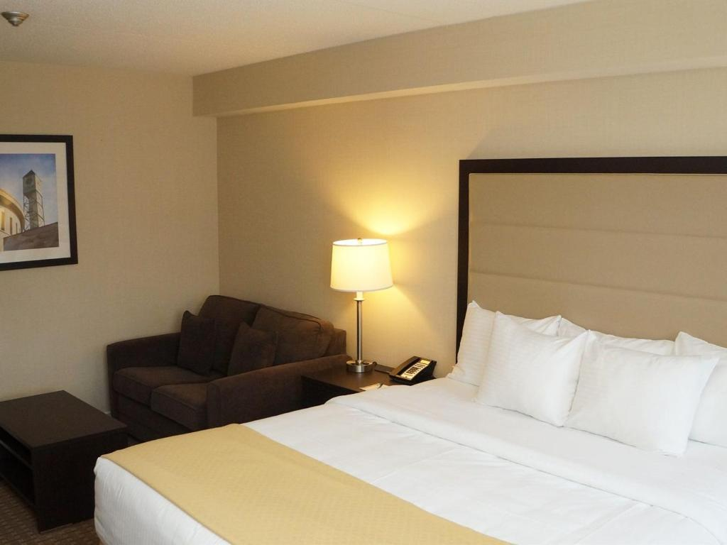 Quality Inn Airport West – Mississauga – Canada