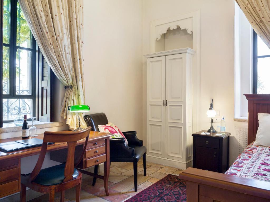 Standard Single Room - The American Colony Hotel - Jerusalem - Israel