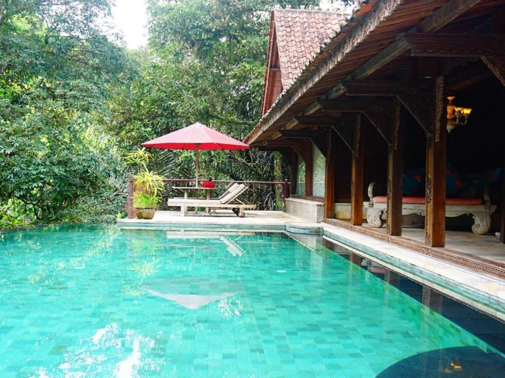 Ayung Resort Ubud Site Officiel Complexes Hoteliers A