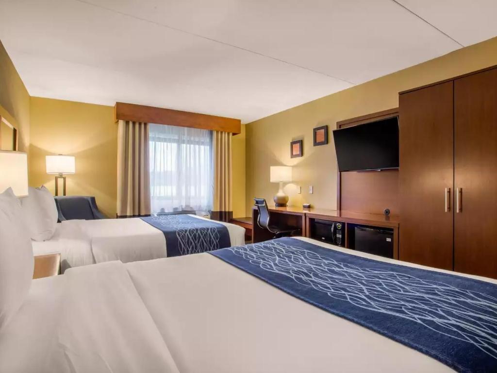 Comfort Inn Edgewater On Hudson River Official Site Hotels In Edgewater
