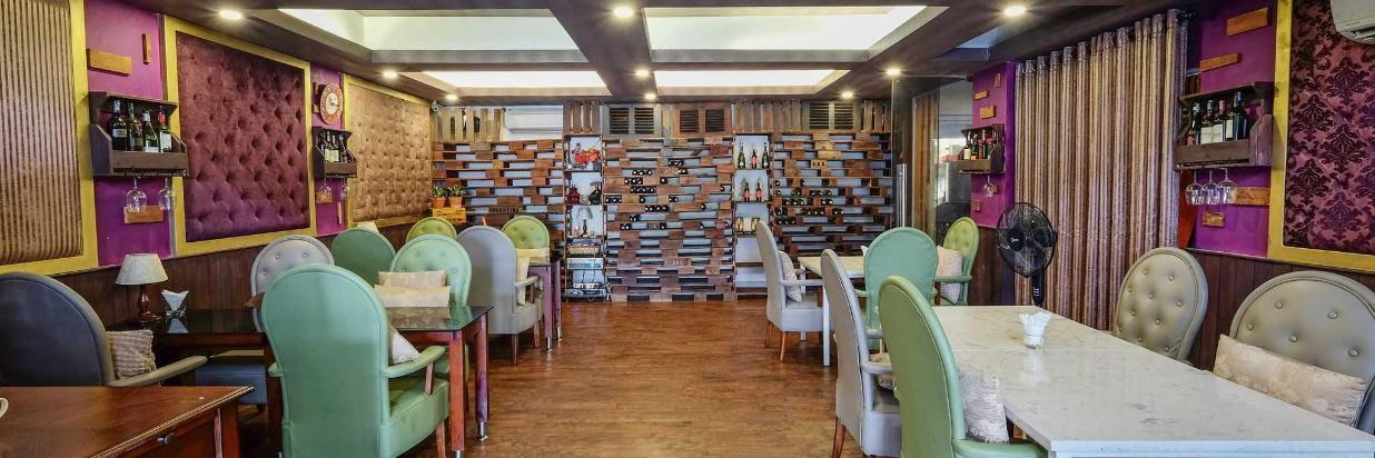 Crown Diamond Hotel Restaurant