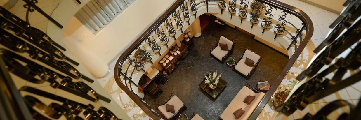 Hotel en Cusco_ Tecte guest house_ lobby 4
