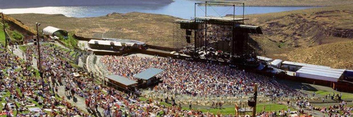 Summer Concerts @ The Gorge
